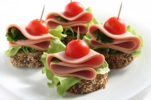 Фуршет на скорую руку: 11 аппетитных рецептов | Ресторанные ... | 334x500