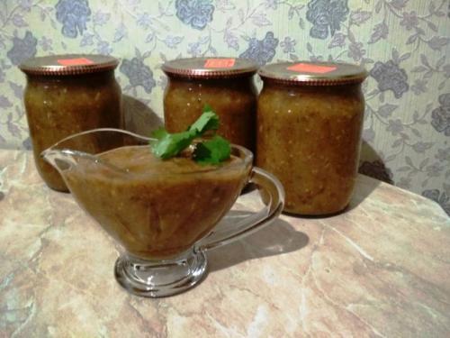 Соусы из сливы на зиму рецепты к мясу в домашних условиях. Простой рецепт сливового соуса