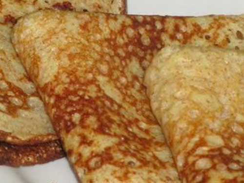 Блины на кефире и молоке рецепт тонкие с дырочками заварные. Ажурные блинчики на кефире и молоке