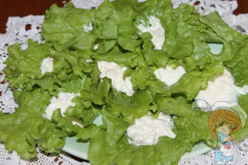 Еврейский салат с плавленным сыром и яйцом и чесноком. Еврейский салат с плавленным сыром и чесноком для тех, кто знает толк в еде!