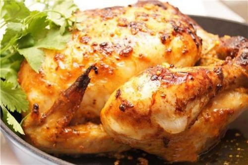 Маринад для курицы с горчицей и медом и соевым соусом в духовке рецепт. Легкий рецепт курицы в духовке с медом и классической горчицей