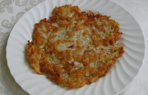 Картофельные драники с салом. Как приготовить картофельные драники с салом и луком