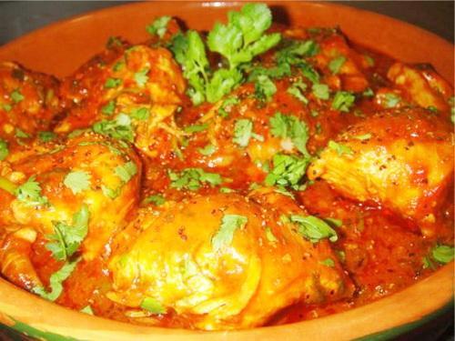Рецепт чахохбили из курицы с болгарским перцем. Рецепт 3: Чахохбили из курицы с остринкой
