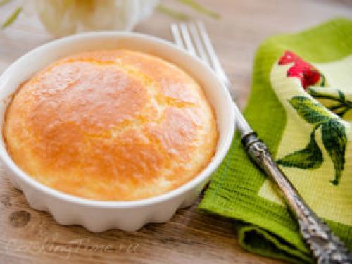 Омлет Суфле с Сыром — Omelette Souffl e