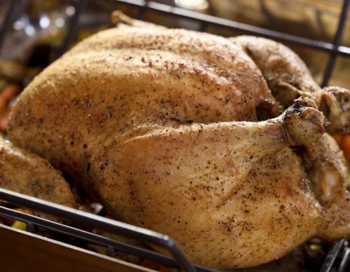 Курица в фольге в духовке с апельсинами. Как запечь курицу с апельсинами в духовке?