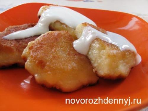 Сырники из творога агуша. Рецепт 1, пошаговый: простые сырники детские