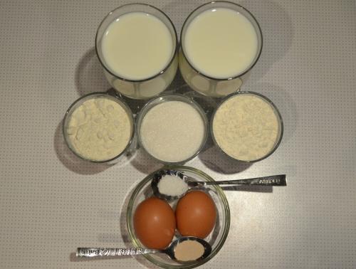 Рецепт блины на молоке воздушные. Быстрые дрожжевые воздушные блины на молоке — пошаговый рецепт с фото