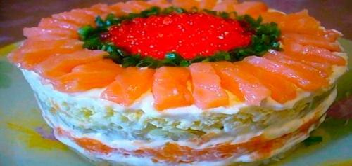 Салат большой праздник рецепт. ТОП — 5 Новые вкусные салаты к празднику