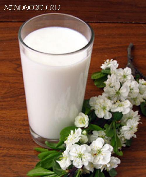 Как сделать йогурт из кефира. Как сделать кефир дома