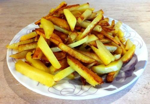 Жареная картошка по ивлевски на ножах. Жареная картошка рецепт от константина ивлева