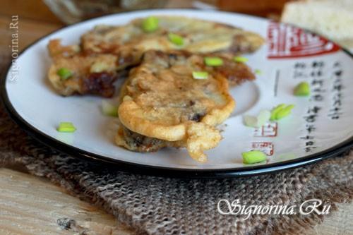 Рецепты печень свиная в кляре. Печень свиная в кляре: рецепт с фото