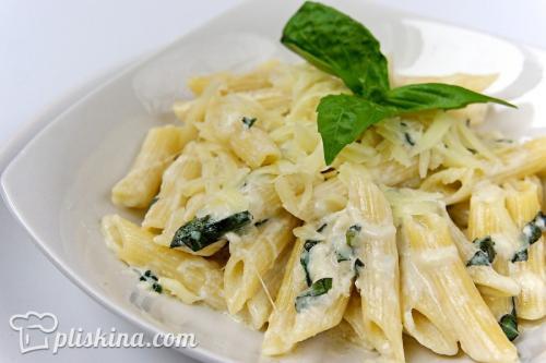 4 сыра рецепт соус. Просто, вкусно, и по итальянски - паста Quattro formaggi, или 4 сыра