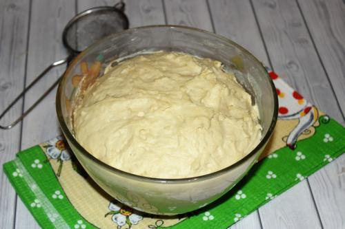 Дрожжевое тесто на масле сливочном. Дрожжевое тесто для пирожков с сухими дрожжами