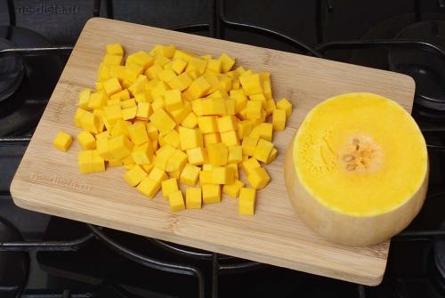 Ячменная каша с тыквой рецепт. Как приготовить пшенную кашу с тыквой на молоке — простой рецепт пшенной каши с тыквой на плите с пошаговыми фото
