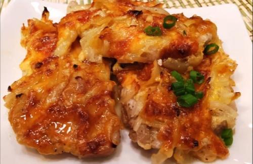 Мясо по-французски из свинины в духовке