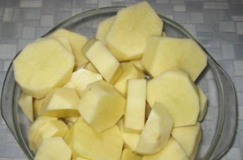 Жареная картошка в казане рецепт. Как приготовить картошку в казане на костре или плите