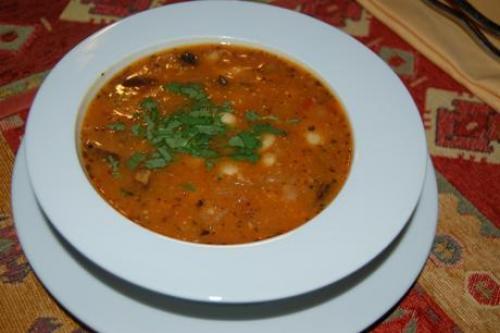 Суп из польских грибов рецепт. Суп из польских грибов