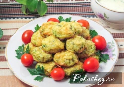 Котлеты из кабачков в духовке. Нежные котлеты из картофеля и кабачков в духовке