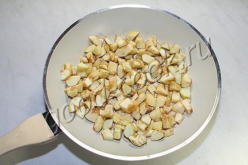 Яблочное варенье с мандаринами. СОСТАВ