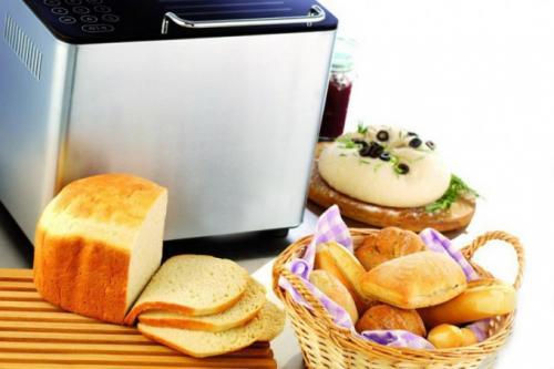 Каша в хлебопечке рецепты. Какие еще блюда можно готовить в хлебопечке