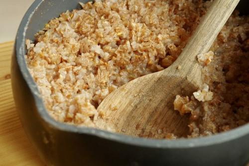 Каша из пшеничной крупы дробленой. Как вкусно приготовить пшеничную кашу
